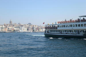 Istanbul Ferry 1